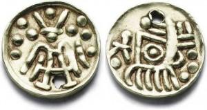 Кельтские монеты