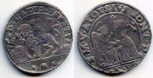 Немецкие и итальянские монеты