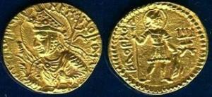 Монеты Гуптов