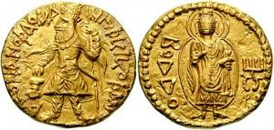 Кушанские монеты