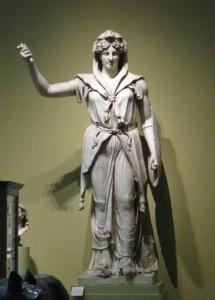 Богиня Юнона Монета