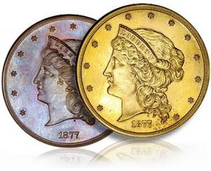 Поддельные монеты и их коллекционирование