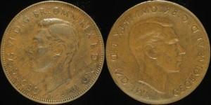 Монета с ошибкой