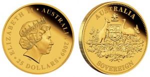 Монеты монетного двора Perth