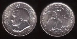 Серебряные 50 центов США