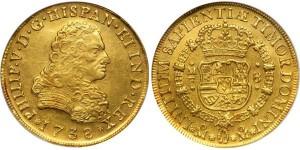 Золотые эскудо Испания